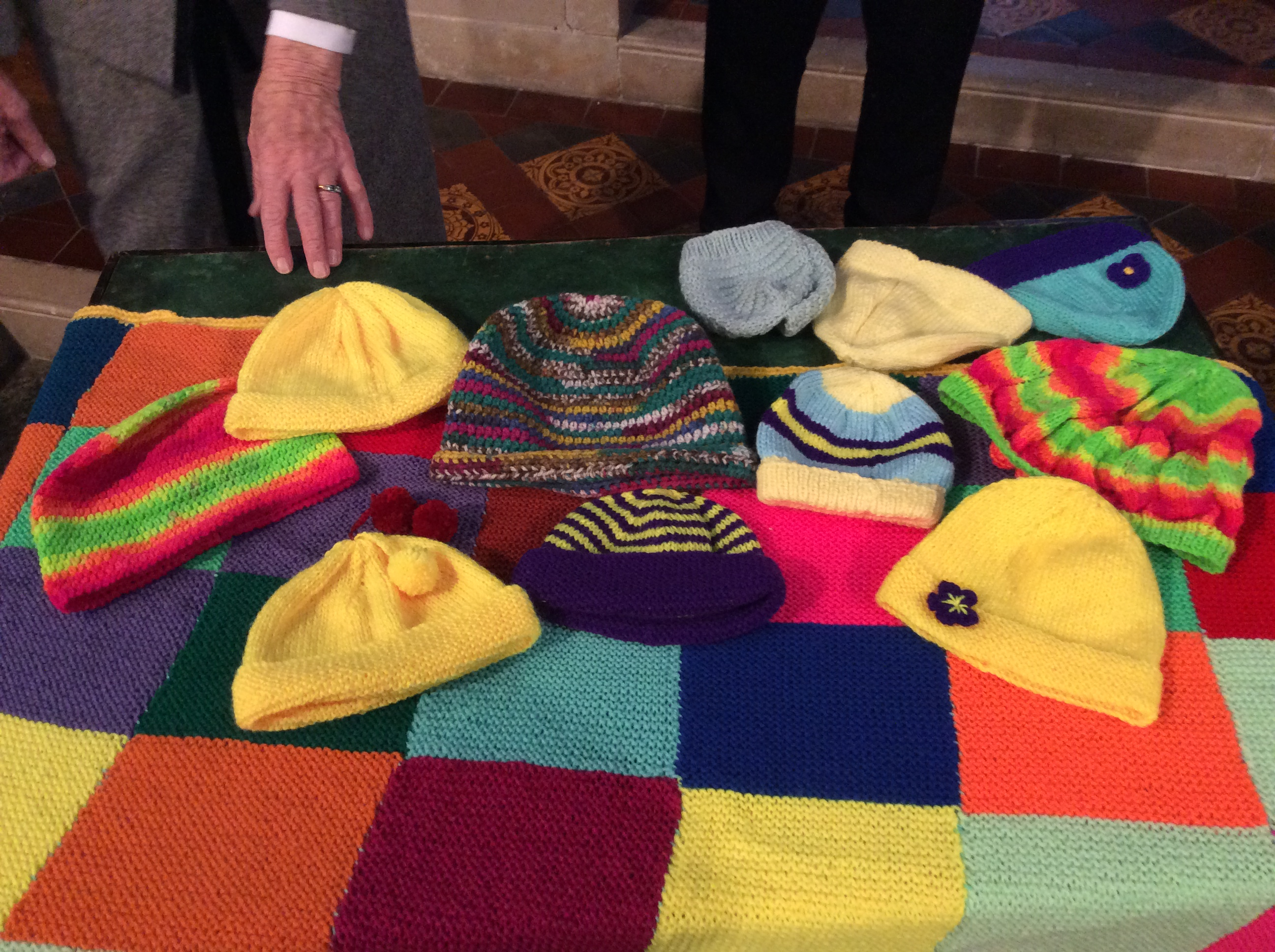 Blankets, Hats & Gloves for Nepalese orphanages